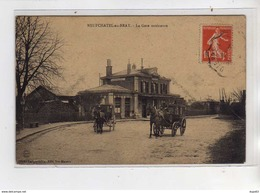 NEUFCHATEL EN BRAY - La Gare - état - Neufchâtel En Bray