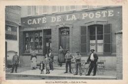 RILLY La MONTAGNE  Café De La Poste - Rilly-la-Montagne