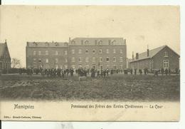MOMIGNIES   Pensionnat Des Frères Des Ecoles Chrétiennes- La Cour. - Momignies