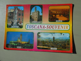 ITALIE TOSCANA SOUVENIR - Non Classés