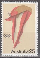 AUSTRALIA     SCOTT NO. 639    MNH     YEAR  1976 - 1966-79 Elizabeth II
