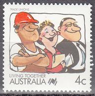 AUSTRALIA     SCOTT NO. 1056   MNH     YEAR  1988 - 1980-89 Elizabeth II