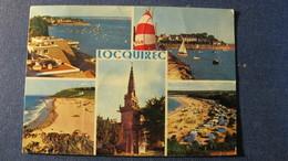 LOCQUIREC. Multivues: Port, Plages, Eglise. - Locquirec