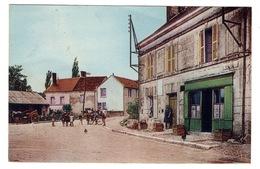 37 INDRE ET LOIRE - LE PETIT PRESSIGNY Carrefour (voir Descriptif) - France