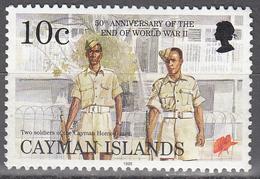 CAYMAN ISLANDS    SCOTT NO. 704    MNH     YEAR  1995 - Iles Caïmans