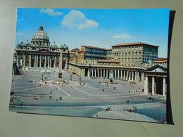 VATICAN CITTA DEL VATICANO PIAZZA S. PIETRO - Vatican