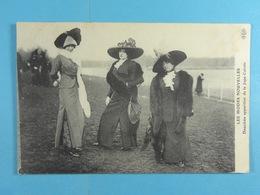 Les Modes Nouvelles Deuxième Apparition De La Jupe-Culotte - Mode