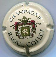 CAPSULE-CHAMPAGNE COLLET Raoul N°01 Fond Crème - Autres