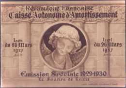 France Carnets  N° 256 -C1 Le Sourire De Reims Carnet De 8 Timbres Qualité: ** Cote: 1350 € - Carnets
