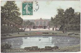 69 - LYON - La Gare De Perrache - 1908 - Lyon