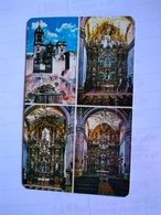 México  4 Views Of La Valenciana Church Guanajuato 1983 - Mexico