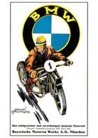 [MD2569] CPM - MOTO - BMW - BAYERISCHE MOTOREN WERKE - P.A.R.C. ARCHIV EDITION C 138- RIPRODUZIONE - NV - Motos