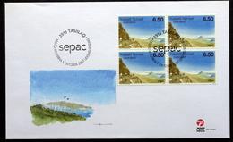 GREENLAND 2007  SEPAC  Minr.492    FDC    (lot 6627) - FDC