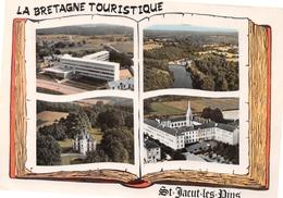 SAINT-JACUT-les-PINS - Vues Multiples - Cachet Hexagonal - France