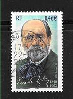 FRANCE 3524 Emile Zola - France
