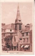 14DB01H22 CPA 14 - HONFLEUR  LE MUSEE ST ETIENNE    Nv - Honfleur