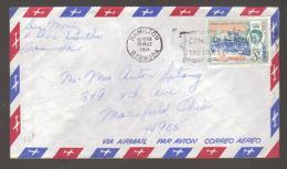 8333- Bermuda , British Colonies , Cover 19th May 1964 - - Bermuda
