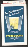 Stereocarte Bruguiere, 2230, Gorges Du Loup 2 - Visionneuses Stéréoscopiques