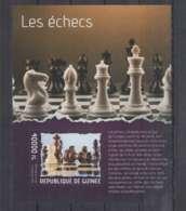 B92. Guinee - MNH - 2014 - Sport - Chess - Bl - Non Classés
