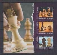 B92. Guinee - MNH - 2014 - Sport - Chess - Non Classés
