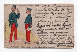 - CPA GUILLAUME (Illustrateurs) - PHYCHOLOGIE DE L'APPEL - - Guillaume
