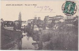 40 - MONT-DE-MARSAN - Vue Sur Le Midou - 1910 - Mont De Marsan