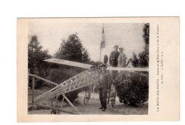 CPA 50 - La Haye Du Puits - Avion De La Fête Dieu Et De La Victoire Juillet 1919 - Autres Communes