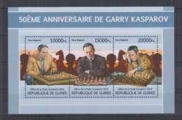 E92. Guinee - MNH - 2013 - Sport - Chess - Garry Kasparov - Non Classés