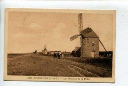 Moulin Vent Cherrueix - Sonstige Gemeinden