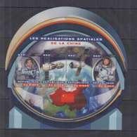 J92. Niger - MNH - 2016 - Space - Spaceships - China - Space
