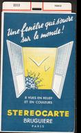 Stereocarte Bruguiere, 2313, Vence - Visionneuses Stéréoscopiques