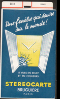 Stereocarte Bruguiere, 2313, Vence - Stereoscopi