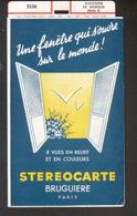 Stereocarte Bruguiere, 3104, Aquarium De Monaco (série 2) - Visionneuses Stéréoscopiques