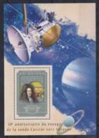 W92. Guinea - MNH - 2014 - Space - Bl. - Space