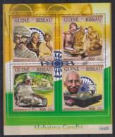 Y92. Guinea-Bissau - MNH - 2016 - Famous People - Gandhi - Famous People