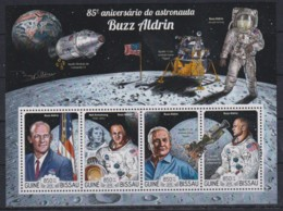 Y92. Guinea-Bissau - MNH - 2015 - Space - Buzz Aldrin - Space