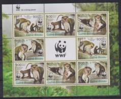 Z92. Guinea-Bissau - MNH - 2013 - Nature - Animals - WWF - Stamps