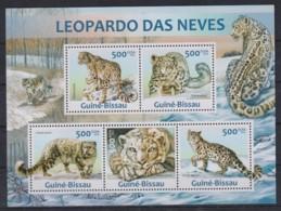 Z92. Guinea-Bissau - MNH - 2013 - Nature - Animals - Leopards - Stamps
