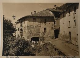 Suisse // Roveredo - Capr. // Fotokaart 10x15 // Dorfwinkel 19?? - Zwitserland