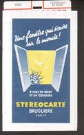 Stereocarte Bruguiere, 3203, Cathedrale De Reims - Visionneuses Stéréoscopiques