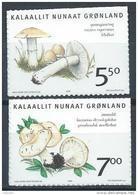 Groënland 2006 N° 446/47 Adhésifs Neufs Champignons - Groenland