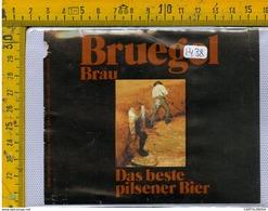 Etichetta Birra Bruegel - Birra