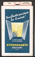 Stereocarte Bruguiere, 2346, Excursions Autour De Nice 2 - Stereoscopi