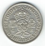 United Kingdom, 2 Shillings 1940 - 1902-1971 :  Post-Victoriaanse Muntstukken