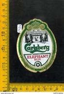 Etichetta Birra Carlsberg - Birra