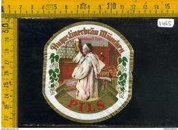 Etichetta Birra Pils - Birra