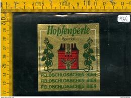 Etichetta Birra Hopfenperle - Birra
