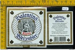Etichetta Birra Valentins - Birra