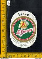 Etichetta Birra La Beninoise - Birra