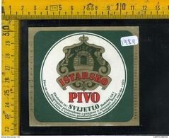Etichetta Birra Pivo - Birra